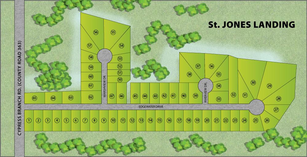 DE Home Rentals site map